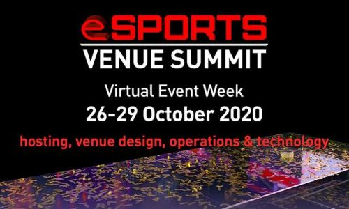 Esports Venue Summit Virtual Event